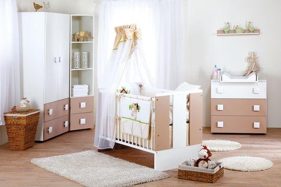 Camerette per neonati-Paula latte