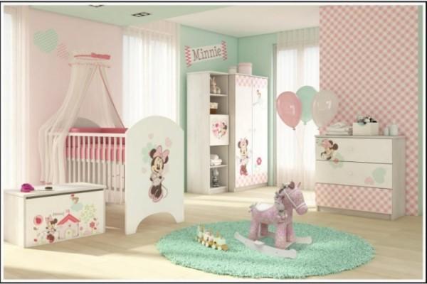 Cameretta per neonati di Minnie