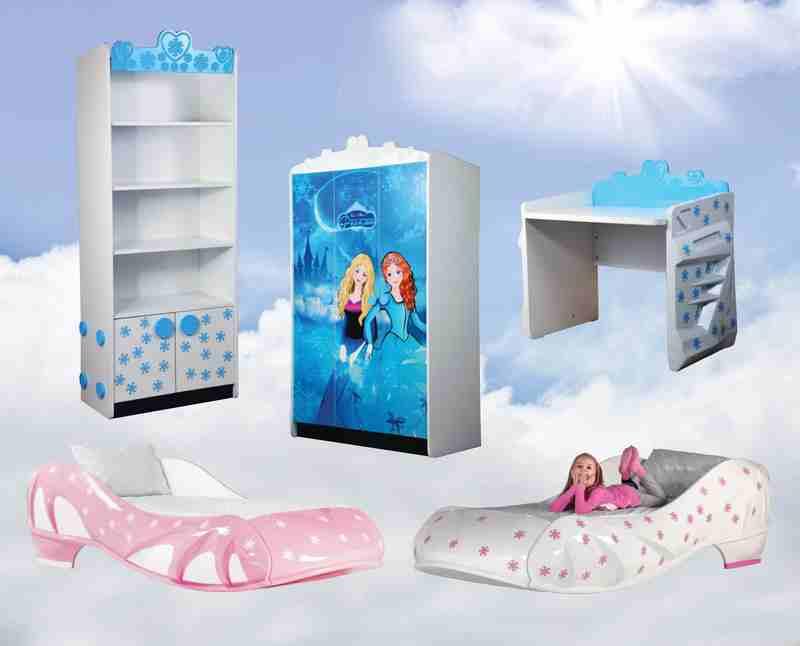 Camerette Frozen
