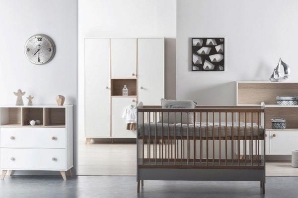 Camerette per neonati - Colette bianco