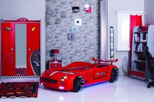 Camerette di macchina Turbo S