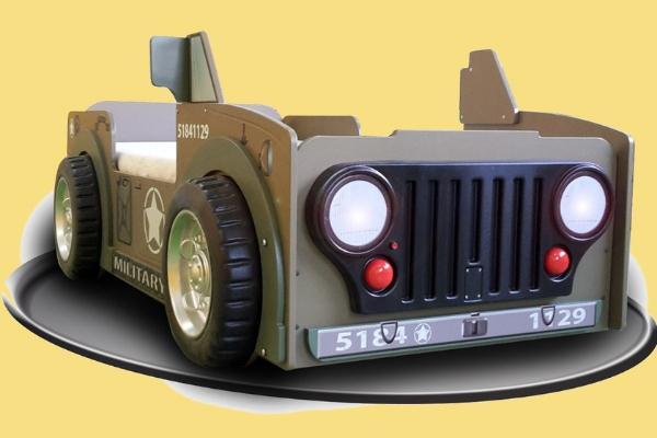 """Letti """"Jeep"""""""