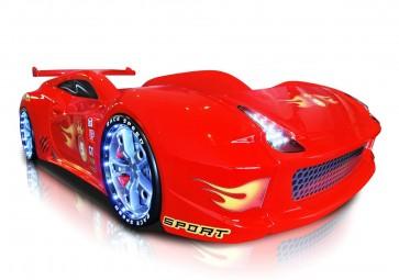 Grand Prix Speed autoletti - rosso, full extra dettagli