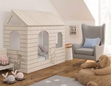 La casina di Winnie the Pooh 160x80 cm