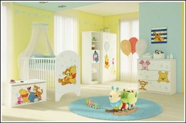 Cameretta completa Winnie de Pooh e baby