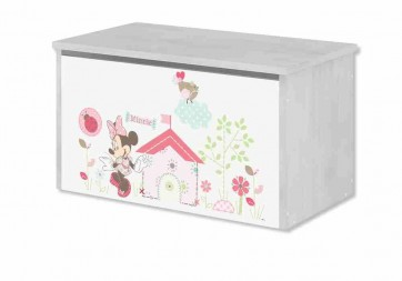 Contenitore per giocattoli della collezione Minnie Mouse