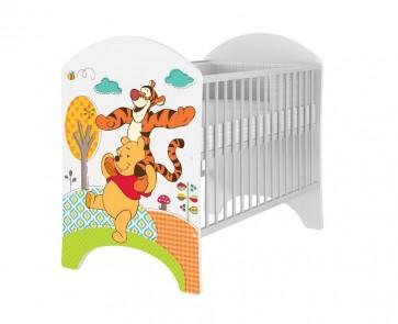 Lettino  per neonato Winnie de Pooh e il Tigre