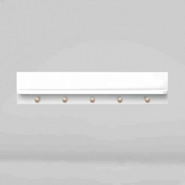 Mensola-per la cameretta-Colette bianco