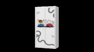 Armadio per la camera dei bambini – Speed Cars
