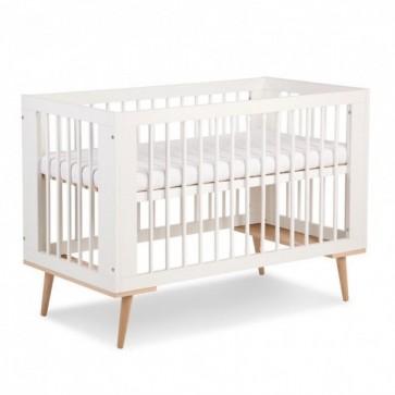 Lettino per neonati bianco  -Sofie