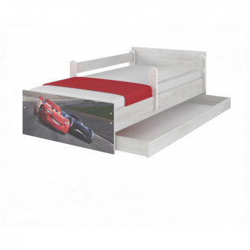 Letto DISNEY MAX XL CARS 3 Storm