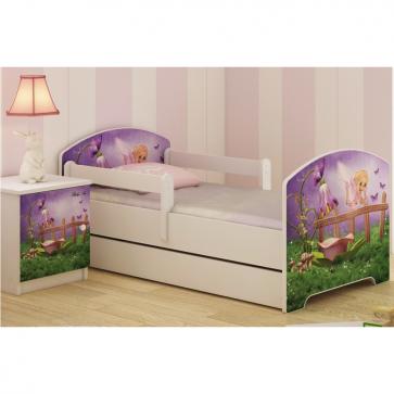 Letto per bambini 160x80 cm-Disney Elfo