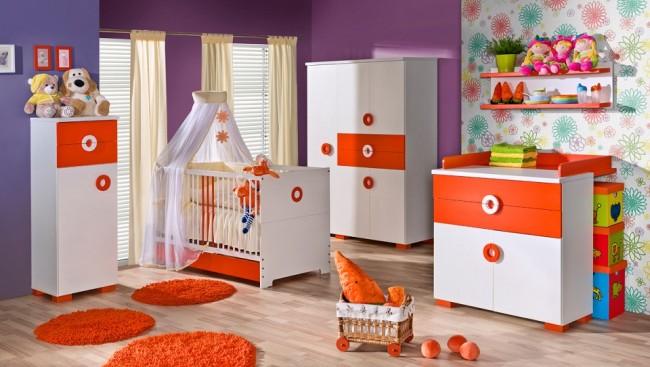 Camerette Per Neonati Femmine : Camarette complete per neonati colore