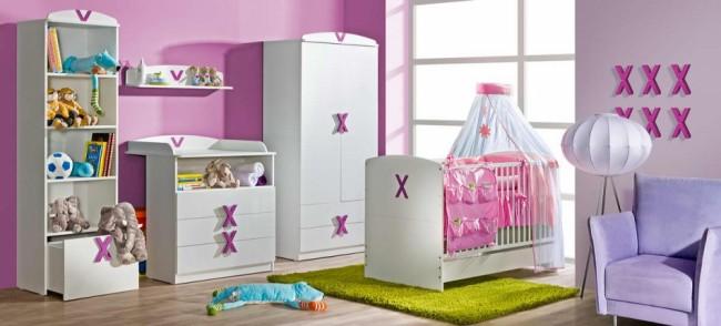 Camerette Complete Per Neonati xv