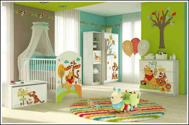 Contenitore per giocattoli Winnie de Pooh e il Tigre