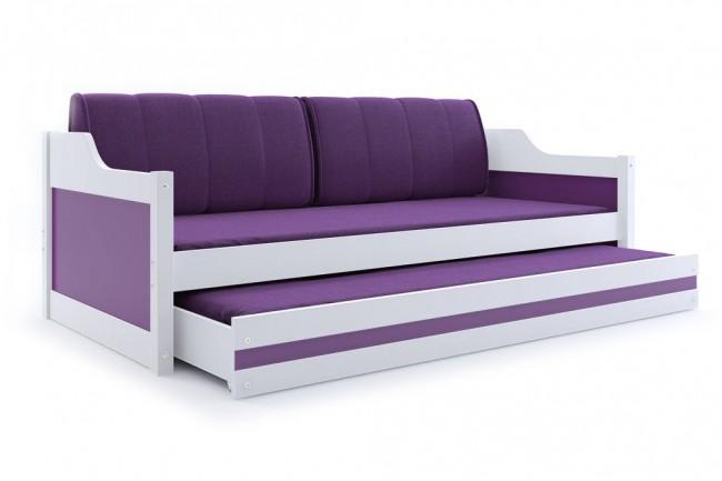 Divano bianco con letto per gli ospiti in 6 colori 2 for Letto per ospiti