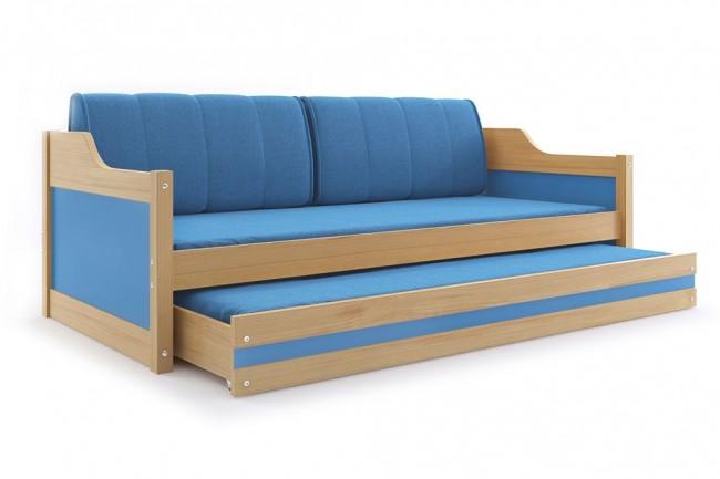 Divano pino con letto per gli ospiti in 6 colori 2 for Letto per gli ospiti