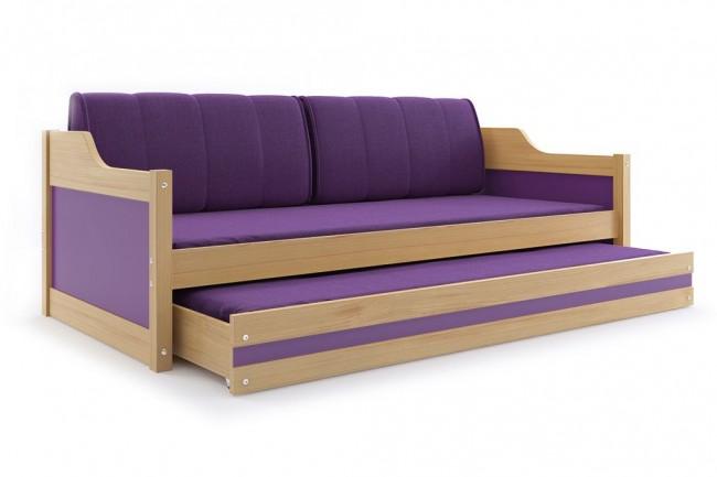 Divano pino con letto per gli ospiti in 6 colori 2 - Divano letto bambini ...