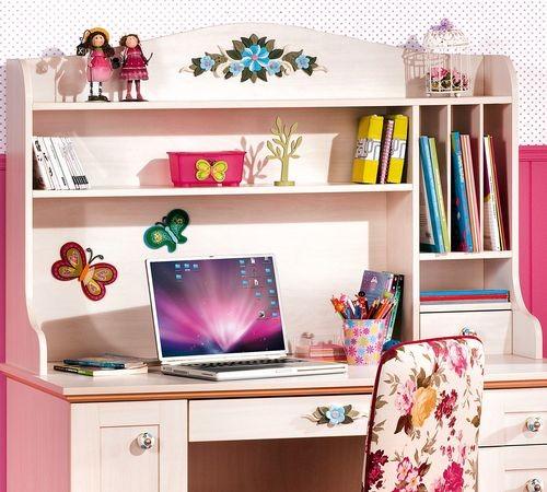 Scrivania per bambini con fiore - Flora - 20.01.1101.00