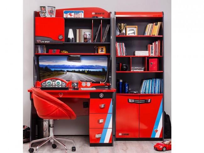 Scaffale Libri Per Bambini : Libreria montessoriana in legno per bambini da pavimento pag
