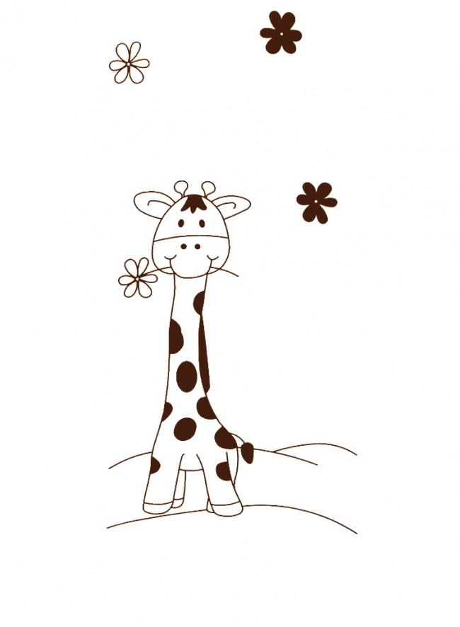 Camarette complete per neonati mia giraffa - Camerette complete neonati ...