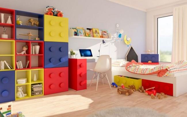 Camerette Particolari Per Bambini. Affordable Camerette ...