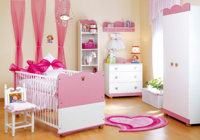 Camere Per Bambini Neonati : Camarette per bambini principi
