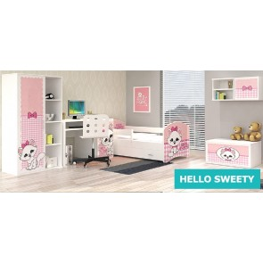 Camerette complete per bambini - Hello Sweety