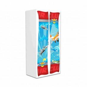 Armadio per la camera dei bambini – Volante