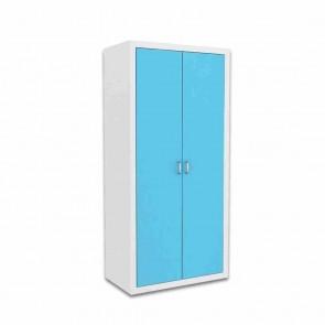 Armadio per la camera dei bambini (blu) – Filippo