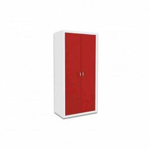 Armadio per la camera dei bambini (rosso) – Filippo