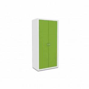 Armadio per la camera dei bambini (verde) – Filippo