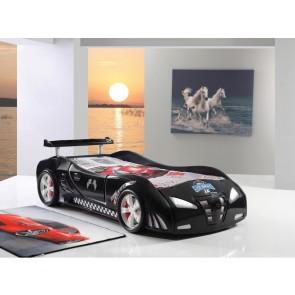 Grand Prix Extreme auto letto - nero, full extra dettagli