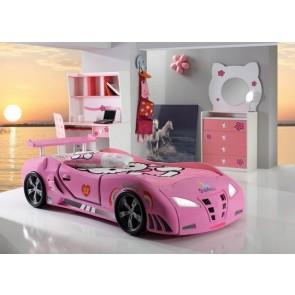 Grand Prix Extreme auto letto - pink, standard