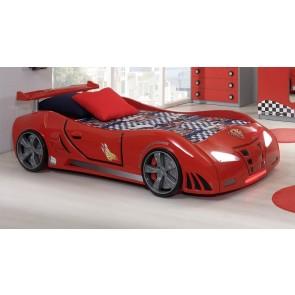 Grand Prix Extreme auto letto - rosso, full extra dettagli