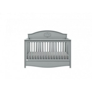 Lettino grigio  70x140 convertibile -Babystyle Sleepy