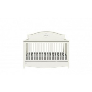 Lettino bianco 70x140 convertibile -Babystyle Sleepy