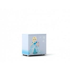 Comó per bambine-Cameretta Frozen