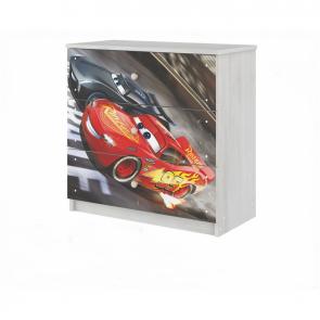 Cassettiera CARS 3 MCQUEEN-per la cameretta