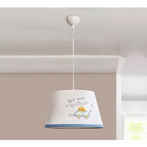 Lampada a sospensione per la camera dei bambini – Cilek baby boy 21.10.6365.00