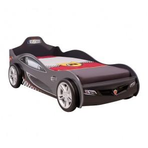 Autoletto Coupe (antracite) per bambini (90x190 cm)