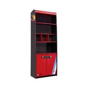 Cilek Racer Champion libreria per bambini (rosso) - CIL-20.35.1501.00
