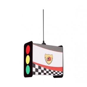Lampada a sospensione Traffic per bambini - Racer