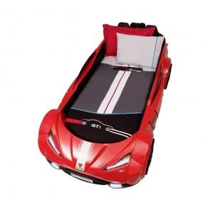 Set biancheria da letto GTI (3 pezzi) (160x216 cm) - Racer