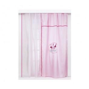 Tenda Lady per bambini (140x260 cm) - Princess - 21.05.5178.00
