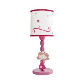 Lampada da tavolo Lady per bambini - Princess - 21.10.6337.00