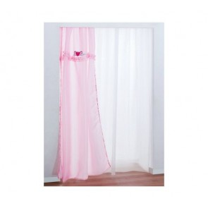 Tenda coprente Rosa per bambini (140x260 cm) - Yakut - 21.05.5288.00
