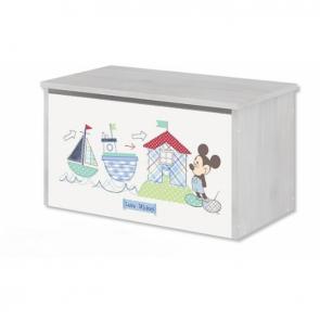 Contenitore per giocattoli con Mickey Mouse per la cameretta
