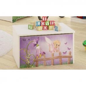 Contenitore per giocattoli -Disney Elfo