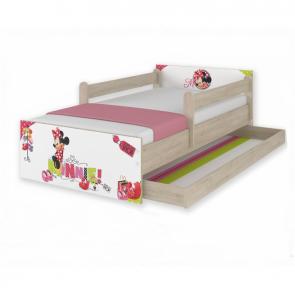 Letto Disney Minnie Mouse-per la cameretta